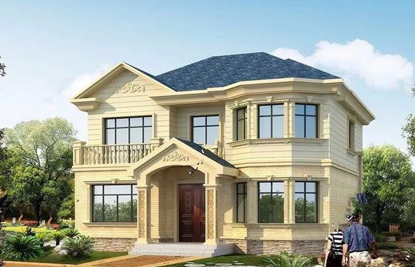 16×8米房屋设计图