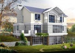 轻钢别墅真实的造价是多少?