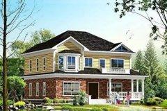 30万的价格可以建造什么样的轻钢别墅?
