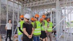 建轻钢别墅怎么交易付款流程?安全吗?