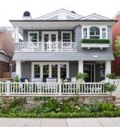 美式的特色别墅户型非常好看,也许你会喜欢!