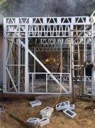 轻钢别墅需要用到的主要材料以及常用规