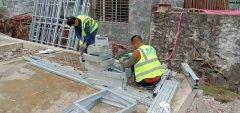 新型装配式全钢结构建筑优点解析